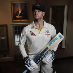 Steve Smith returns to Lord's where he made his Test debut in 2010 and scored an awesome 215 in 2015 🙌 . Cricket Update, Test Cricket, Cricket Bat, Cricket News, Cricket Videos, Steve Smith, Virat Kohli, Will Smith