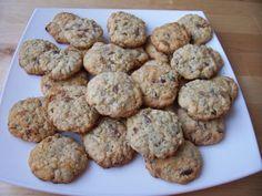 Sušenky - moc dobré a zdravé :-)