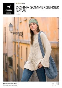 Søkeresultater for « Natur House, Free Knitting, Ravelry, Free Pattern, Knit Crochet, Sweaters, Fashion, Moda, Sweater