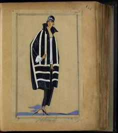 PEKINE PARIS ETE 1924 © Patrimoine Lanvin. #Lanvin125