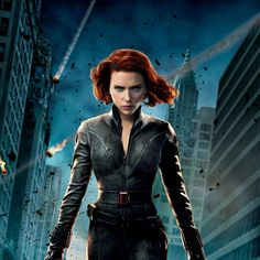 Cool article about Black Widow's role in The Avengers: Age of Ultron.