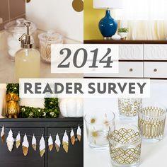 2014 Reader Survey by Sarah Hearts