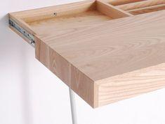 New Design Britain awards at Interiors UK 2013 - Diy Möbel Secret Storage, Hidden Storage, Floating Shelves Diy, Wooden Shelves, Floating Shelf With Drawer, Wood Furniture, Furniture Design, Regal Bad, Diy Regal