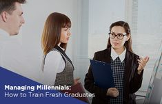 Have a read of this article to learn about how you can train fresh graduates. Millennials Are, Human Resources, Graduation, Management, Tech, Training, Tecnologia, Coaching, Fitness Workouts