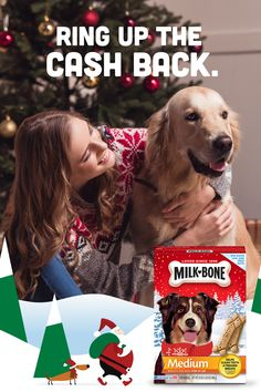 Earn cash back with IBOTTA just by giving the gift your dog has been begging you for — their favorite Milk-Bone biscuit! Cute Baby Pigs, Cute Babies, Cute Dogs And Puppies, Baby Dogs, Baby Animals, Funny Animals, Dog Christmas Gifts, Xmas, Funny Animal Pictures