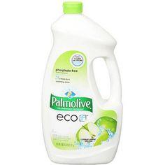 Palmolive ECO Dishwasher Liquid Detergent Citrus Apple Splash, 75 oz - Walmart.com