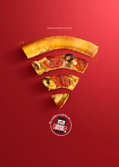 Food Graphic Design, Food Menu Design, Creative Poster Design, Creative Posters, Graphic Design Posters, Creative Pizza, Ads Creative, Creative Advertising, Interactive Web Design