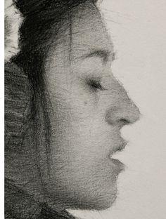 Julio Reyes, Charcoal, Light & Form & Dust   Artists-on-Art Ezine