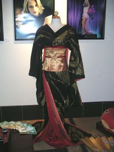 Memoirs of a Geisha - Costume designed by Colleen Atwood