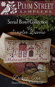 Plum Street Samplers - Sampler Lesson One – Stoney Creek Online Store