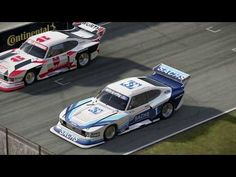 Zakspeed Ford Capri Group 5 610HP 1980 - YouTube Ford Capri, Rally Car, Soundtrack, Cars And Motorcycles, Mud, Racing, Workout, Group, Toys
