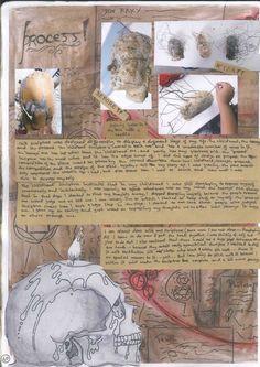 Journey Project: Process pages by Chhavi Kumar Art Portfolio, Vintage World Maps, Art Pieces, Journey, Projects, Log Projects, Blue Prints, Artworks, Art Work
