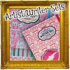 Artist/Writer Sets