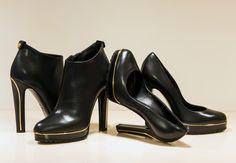 Evolution boutique | Ninalilou shop scarpe #scarpedonna #evolutionboutique #evolutionpolignano #shop #abbigliamento #calzature #accessori #gold #black #tronchetti #decolleté #fashion #weareinpuglia #stivaletti #collezionidonna #autunnoinverno2015 #inverno2015 #weareinpuglia #shopping #weekend #tacco15 #plateau #eleganza #glamour #chic #Ninalilou #scarpe #style #vogue #chic #glamour #cool #evolutioncard #Evolutionshoppingtour #weareinpuglia #eccellenza #moda #Evolutionoutlet #Outletbari