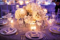 Use one type of flower throughout your entire wedding to cut down on costs.