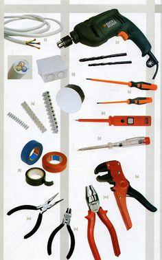 12 herramientas imprescindibles para un electricista