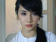 Image result for hot mixed asian girl Zarina Nizomiddinova Uzbek actress