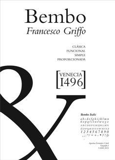 Francesco Griffo (also Francesco da Bologna) – born 1450, died 1518 in Bologna, Italy – type founder, punch cutter, type designer.