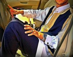 Traditional Libyan Clothes