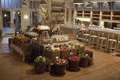 """The kitchen/bakery from the movie """"It's complicated"""""""