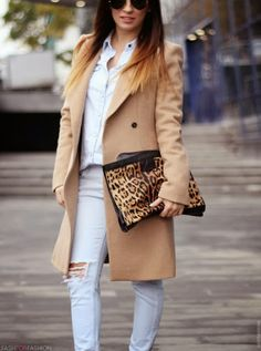 the long coat: #trending this Fall