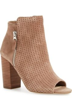Jessica Simpson 'Keris' Open Toe Bootie (Women) available at #Nordstrom