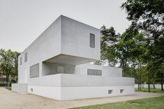 Das neue Meisterhaus Gropius, bfm Architekten 2014