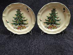 Mikasa Festive Season EB 451 Christmas Collection by d_r_vintagedinnerware_collectibles