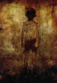 Boy of Bone: Twelve Stories Inspired by the Mutter Museum 2d Art, Face Art, Figurative Art, Creative Art, Illustration Art, Illustrations, Street Art, Digital Art, Behance