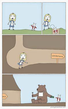 No confies en el conejo jejeje