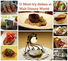 Disneyworld For Foodies: 11 Must-Try Dishes To Make You Drool