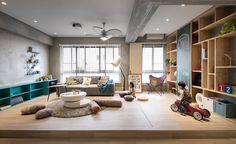 릴리의 팹디 :: 인더스트리얼 인테리어② | 아파트 in 타이완