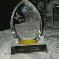 Panelist Award