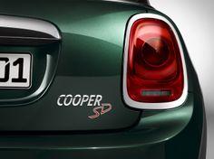 2014 MINI Cooper SD Picture #9