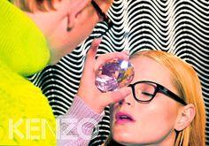 Kenzo AW14 Campaign — Red Eyewear Ltd