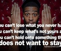Quotes About Love Kid Cudi