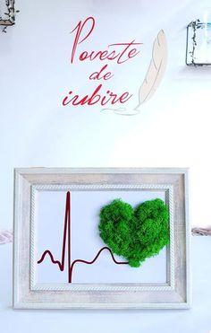 Moss Wall Art, Diy Wall Painting, Wabi Sabi, Design Inspiration, Valentines, Crafty, Frame, Artwork, Projects