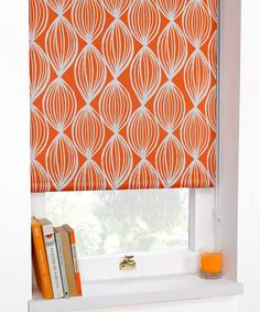 With its contemporary print and vibrant colour, you'll find it easy to brighten your windowwith our Ready Made Scuba Blind. From nurseries and playrooms, to mo