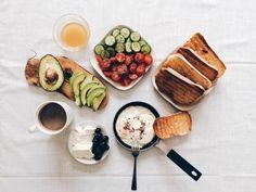 Imagen de food, breakfast, and coffee