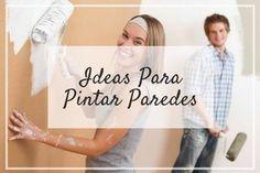I➨I➨ Muchísimas ideas originales para pintar las paredes de tu casa o de tu oficina. ¡No te pierdas la técnica de la fruta!