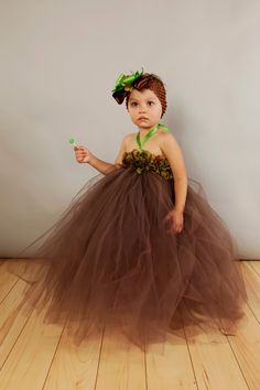 tutu dress - I would change it to straps instead of halter