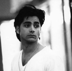 Black And White Photo Wall, Black And White Posters, Black And White Aesthetic, Black And White Pictures, Tio Jesse, Uncle Jesse, I Am Number Four, Mirror Man, John Stamos