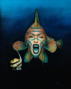 Frank Kortan - Zwei Fische
