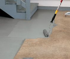painted basement floorsHow to prep cement basement walls and floors for painting