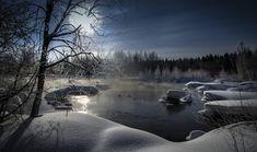 Aamu Läsäkoskella - photo by Matti Puranen - Satu Karlin (@KarlinSatu) | Twitter
