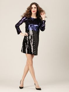 Ombre Sequined Shift by Sonia by Sonia Rykiel $269 on Gilt.com