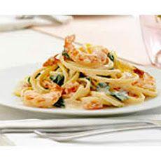 PHILLY Shrimp-in-Love Pasta Recipe