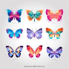 Resultado de imagen para animales geometrizados