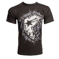 Famous Stars and Straps On Impact T Shirt (Black) Juniors Graphic Tees, Cute Graphic Tees, Men's Shirts, Cool T Shirts, Printed Shirts, Famous Stars And Straps, Custom Made Shirts, Emo Outfits, Uk Fashion