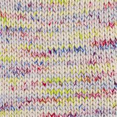Spray: 100% Cotton/Algodão. Needles/Agulhas 8 - 9 (USA 11 - 13). Weight/Gramagem 100g = 85m (3.50oz = 93yds)